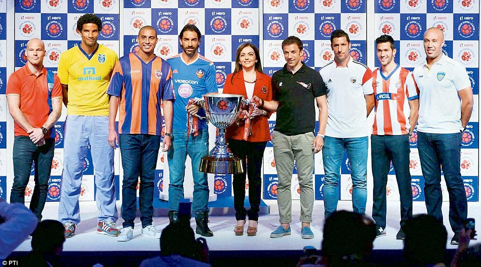 The Indian Super League is here!!